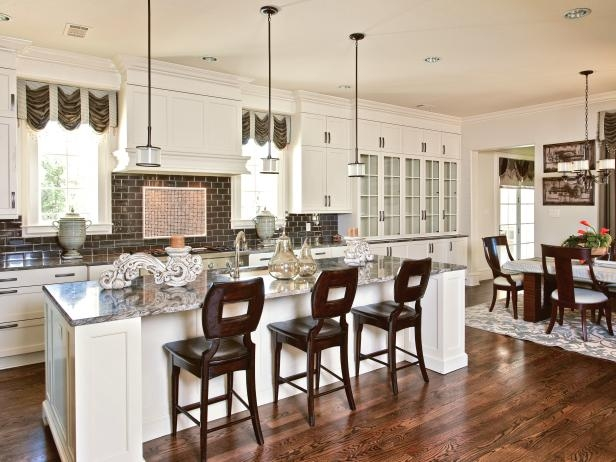 Kitchen Bar Stool Amp Chair Options Hgtv Pictures Amp Ideas Kitchen regarding The Brilliant  kitchen bar stools with regard to Your home