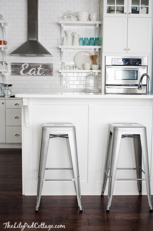 Kitchen Island Bar Stool Height Kitchen Design Ideas inside metal breakfast bar stools pertaining to Property