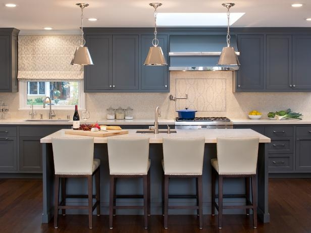 Kitchen Island Bar Stools Pictures Ideas Amp Tips From Hgtv within kitchen island bar stools intended for Your home