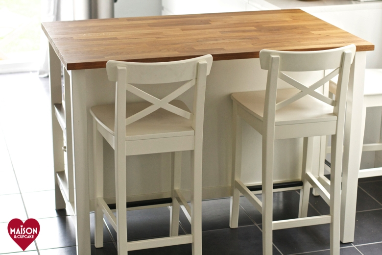 Kitchen Islands Ikea And Ikea Kitchen On Pinterest in Ingolf Bar Stools