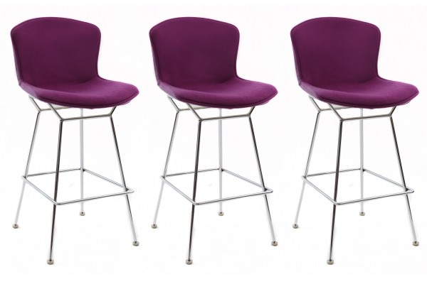 Knoll Bertoia Bar Stool intended for Knoll Bertoia Bar Stool