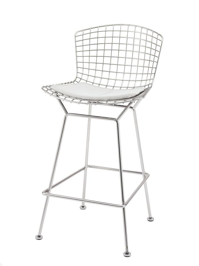 Knoll International Bertoia Barstool Harry Bertoia 1952 within Knoll Bertoia Bar Stool