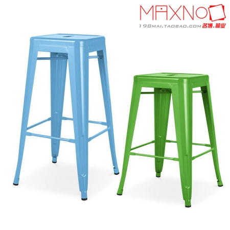 Ktv Bar Stool Bar Stool To Do The Old Retro Metal Industrial Metal intended for Outdoor Metal Bar Stools