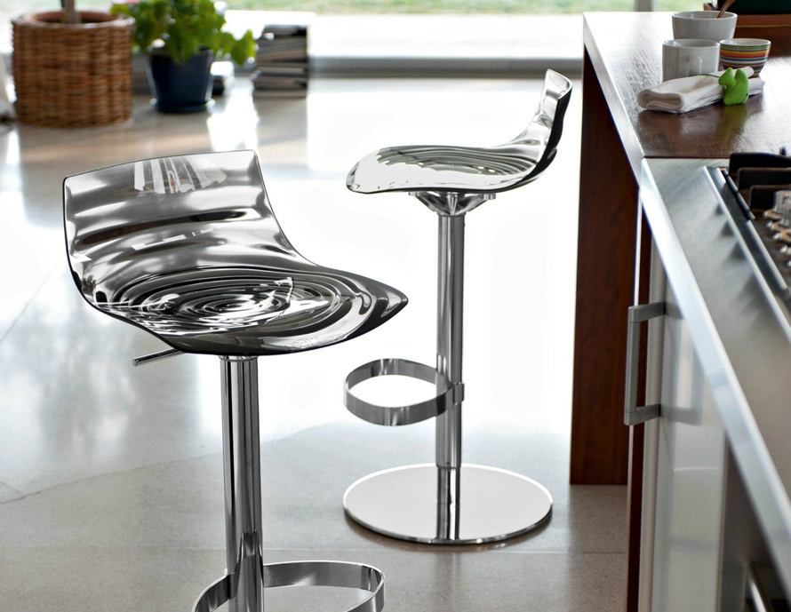 L39eau Stool Calligaris throughout Calligaris Bar Stools