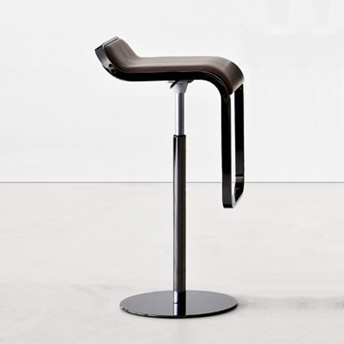 Lapalma Lem Bar Stool Amp Lapalma Bar Stools Yliving intended for Adjustable Bar Stool