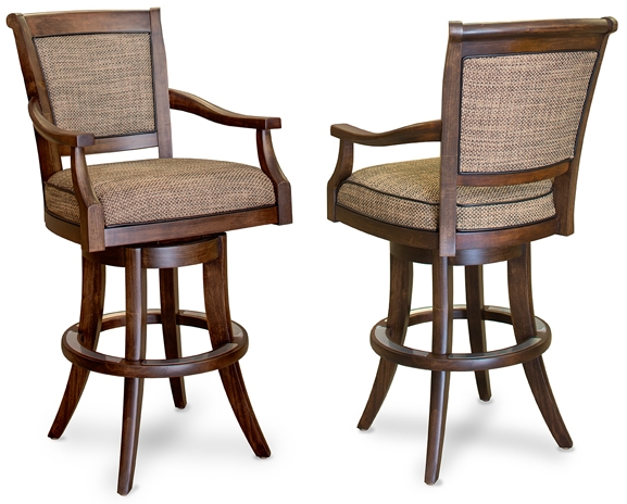 Leather Bar Stools Contemporary Bar Stools Tall Bar Stools throughout The Elegant  cherry bar stools regarding Motivate