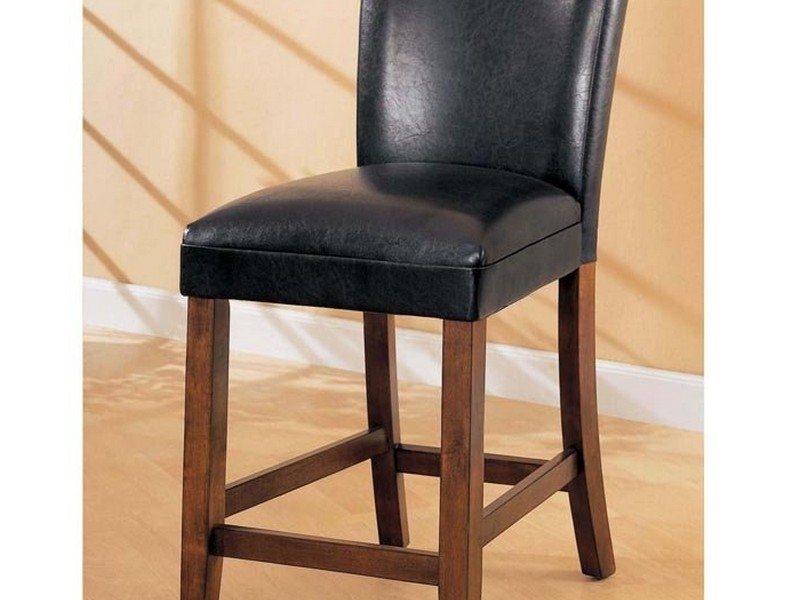 Leather Bar Stools With Back Home Design Ideas pertaining to leather bar stools with back for Desire