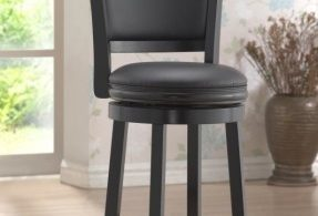 Leather Elegant Bar Stools Foter in Leather Bar Stools With Backs That Swivel