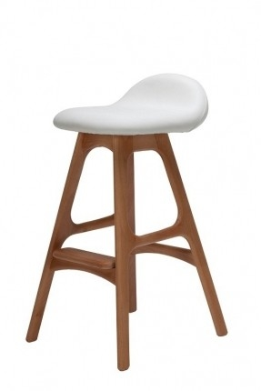 Leather Elegant Bar Stools Foter pertaining to Comfortable Bar Stools