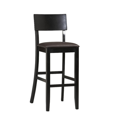 Linon 30quot Bar Stool Amp Reviews Wayfair throughout Incredible in addition to Attractive linon bar stools pertaining to Cozy