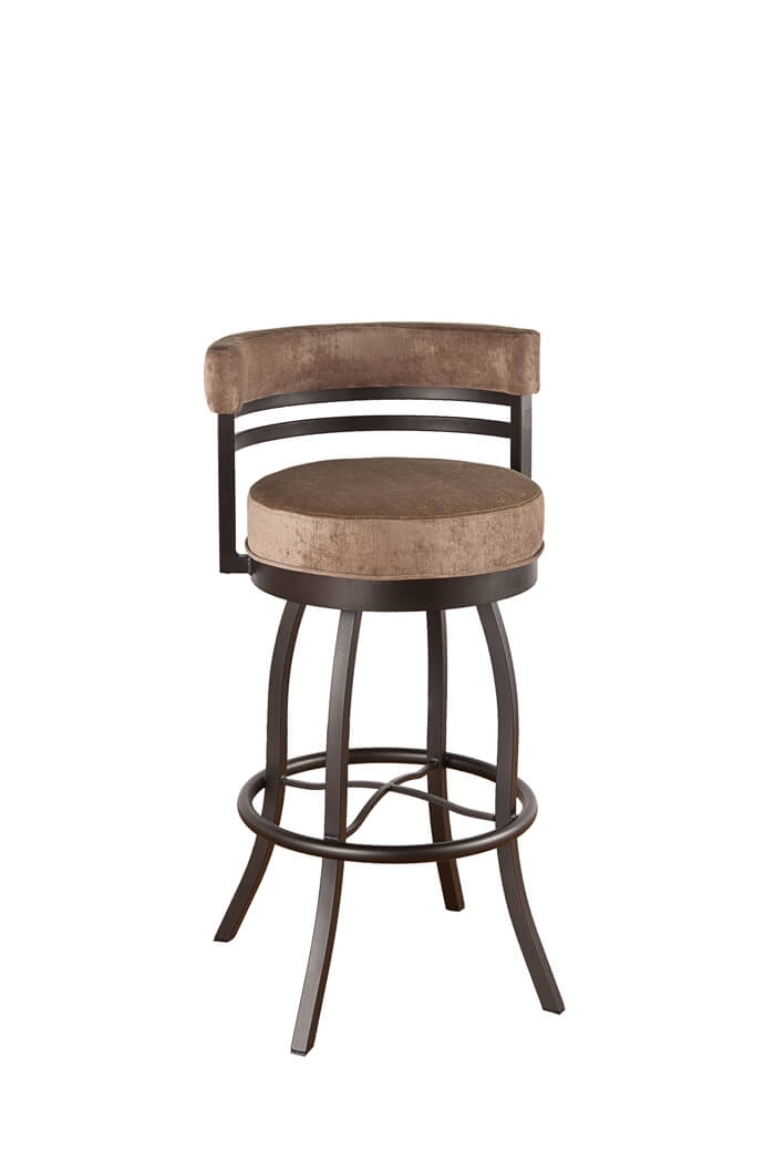 Low Back Bar Stools Amp Counter Stools Free Shipping in Low Back Swivel Bar Stools