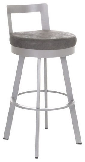 Low Back Swivel Stool Modern Bar Stools And Counter Stools pertaining to low back swivel bar stools intended for Residence