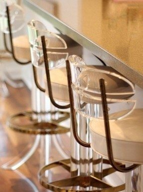 Lucite Bar Stools Foter intended for Lucite Bar Stool