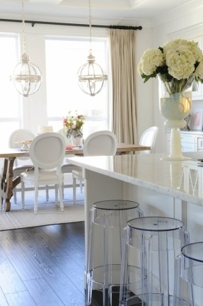 Bar Stools Stools And Bar On Pinterest for Lucite Bar Stools