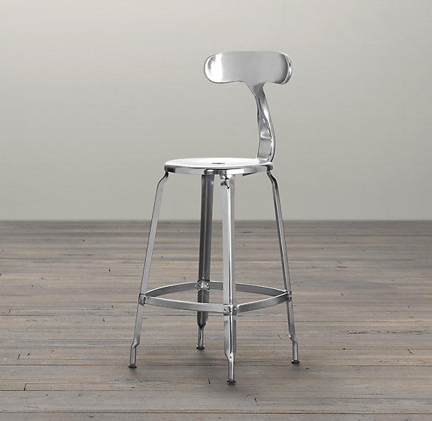 Madeleine Counter Stool Bar Amp Counter Stools Restoration Hardware intended for restoration hardware bar stools with regard to Property