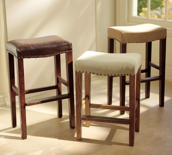 Manchester Pottery Barn And Pottery On Pinterest within Pottery Barn Bar Stool