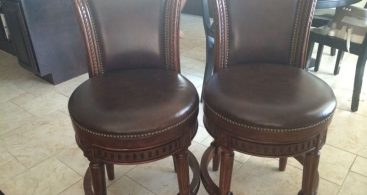 Manchester Swivel Counter Height Bar Stool 24quoth Seat For Sale In inside Manchester Swivel Bar Stool