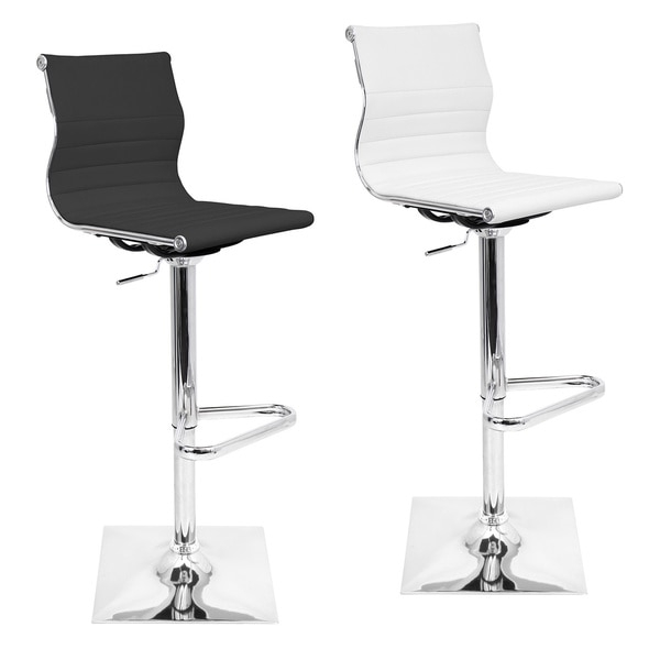 Master Adjustable Contemporary Barstool 16023702 Overstock for The Stylish  contemporary bar stool with regard to Really encourage