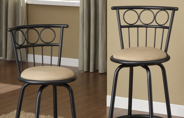 Metal Bar Stools With Back And Arms My Blog throughout Metal Swivel Bar Stools With Back