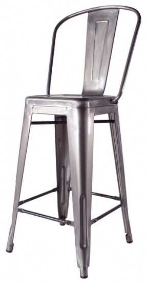 Metal Bar Stools With Backs Foter for The Most Elegant in addition to Gorgeous industrial bar stools with backs intended for Inviting