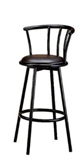 Metal Bar Stools With Backs Foter intended for Metal Bar Stools With Backs Swivel