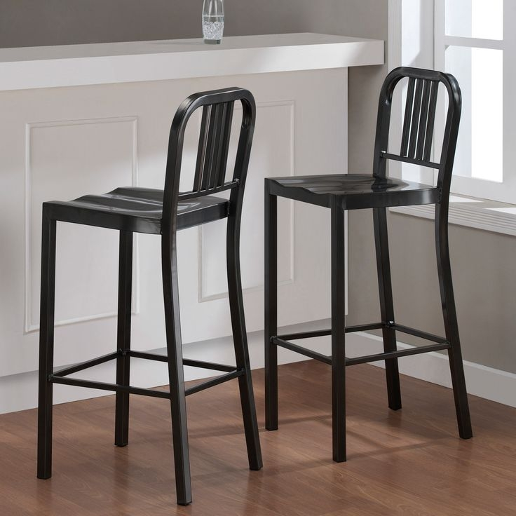 Metal Industrial Bar Stools Style Design Ideas Amp Decors in Affordable Bar Stools