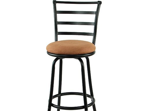 Metal Swivel Bar Stools With Back And Arms My Blog throughout Swivel Metal Bar Stools