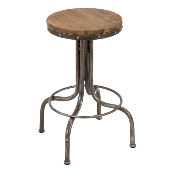 Metal Wood Bar Stool 16302983 Overstock Shopping Great throughout The Most Brilliant  wood and metal bar stools for Invigorate