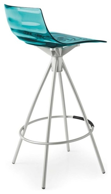 Modern Bar Stools And Counter Stools throughout The Most Elegant in addition to Attractive aqua bar stools with regard to Your home