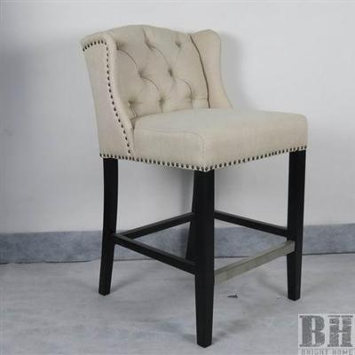 Modern Contemporary Bar Stools Manufacturers In China Bright Home regarding Tufted Bar Stool