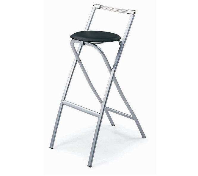 Modern Folding Bar Stool Spn Bary G29 intended for collapsible bar stool intended for Existing Household