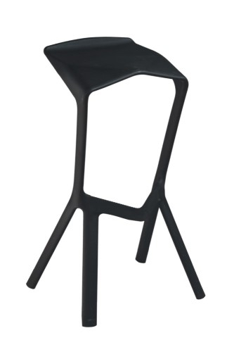 Modern Style Plastic Seating Bar Stools Chair From China with regard to Plastic Bar Stools