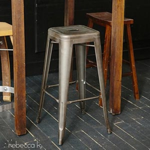 Necr Tolix Tabouret Bar Stools intended for Tabouret Bar Stools