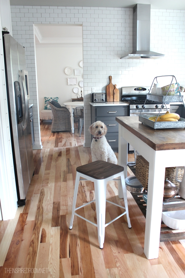 New Farmhouse Bar Stools For The Kitchen The Inspired Room intended for Incredible  farmhouse bar stools regarding Really encourage