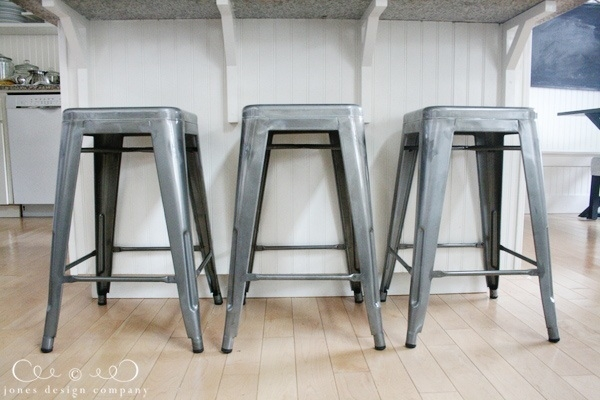 New Kitchen Bar Stools Jones Design Company in metal breakfast bar stools pertaining to Property