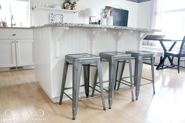 New Kitchen Bar Stools Jones Design Company inside Brilliant  breakfast bar stools pertaining to The house