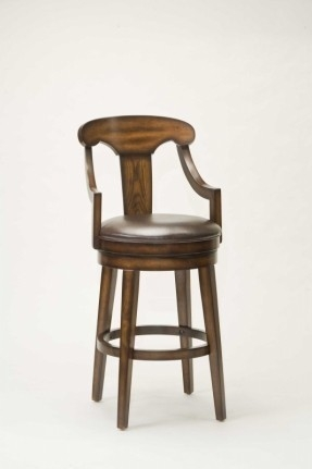 Oak Swivel Bar Stools Foter pertaining to Oak Swivel Bar Stools