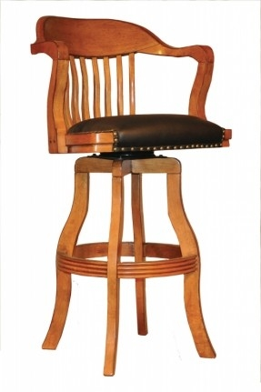 Oak Swivel Bar Stools Foter within oak swivel bar stools pertaining to Your house