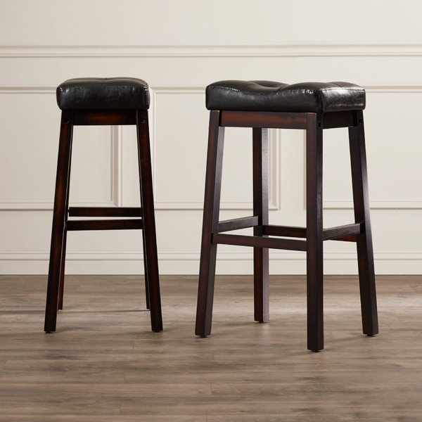Ocalsa 29quot Bar Stool With Cushion Amp Reviews Joss Amp Main within 29 bar stools for Residence
