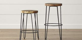 Origin Backless Bar Stools Crate And Barrel with regard to Backless Bar Stools