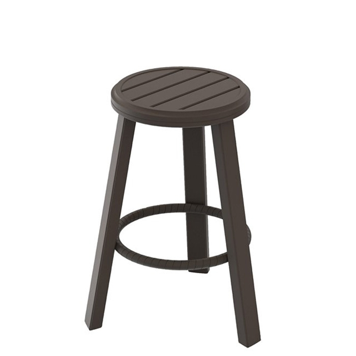 Outdoor Bar Stools Patio Bar Chairs Swivel Bar Chair Tropitone with regard to Outside Bar Stools