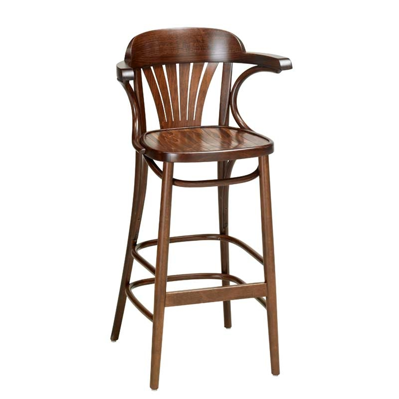 Outdoor Furniture Bar Stools And Indoor On Pinterest with regard to Bentwood Bar Stools