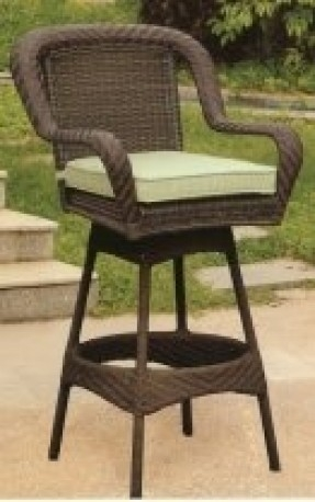 Outdoor Wicker Bar Stools Foter in Outdoor Wicker Bar Stools