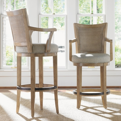 Padded Swivel Bar Stool With Back Swivel Bar Stools Stools with Bar Stools With Arms And Back And Swivel