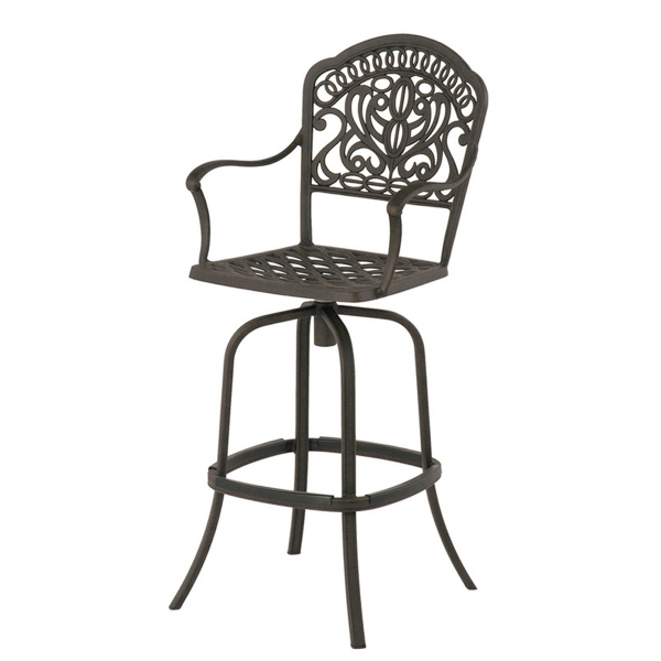 Patio Bar Stools Intended For Home The Society with outside bar stools intended for The house