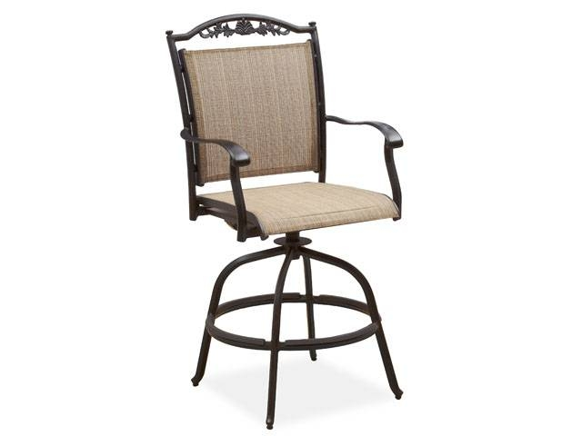 Patio Barstools Patio Furniture Fortunoff pertaining to outdoor swivel bar stools pertaining to Inviting