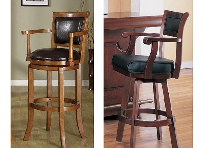 Photo Of Bar Stool With Back And Arms Stylish Bar Stools With Arms within The Most Incredible as well as Beautiful bar stools with arms pertaining to The house