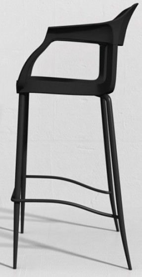 Plastic Barstools Foter pertaining to plastic bar stools for Your home