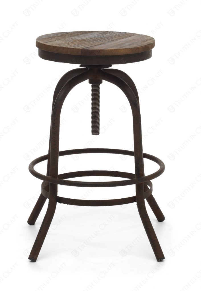 Polywood Traditional 24 In Saddle Bar Stool 24 Padded Saddle Bar intended for 24 inch saddle bar stools with regard to Current Home