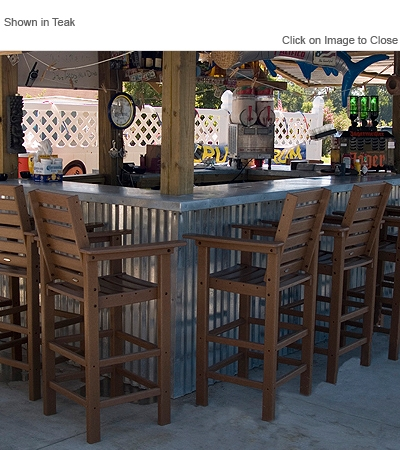 Polywood Bar Stools Foter throughout polywood bar stools for  Household